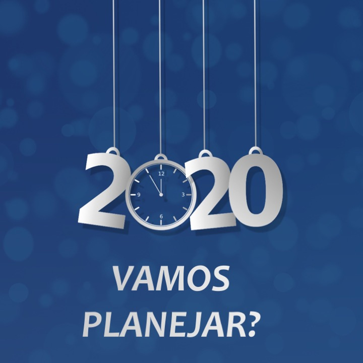 Vamos planejar 2020?