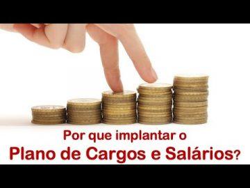 Por que implantar o Plano de Cargos e Salários?