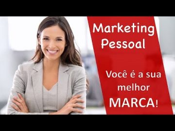 Os 4 P's do Marketing Pessoal